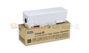 ROYAL COPYSTAR 4000D TONER BLACK (37015016)