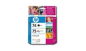 HP D5360 74/75 KOMEN COMBO PACK (SD397AN)