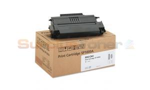 RICOH TYPE SP-1000A AIO LASER PRINT CART BLACK (413460)