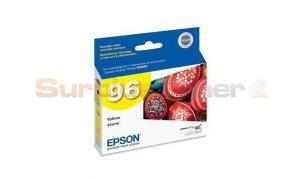 EPSON NO 96 INK CARTRIDGE YELLOW (T096420)