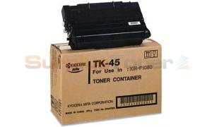 KYOCERA MITA F1050 TONER CARTRIDGE BLACK (TK-45)