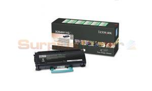 LEXMARK X264DN RP TONER CARTRIDGE BLACK 9K (X264H11G)