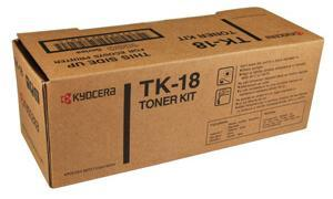 KYOCERA MITA KM-1500 SERIES TONER CARTRIDGE BLACK (TK-18)