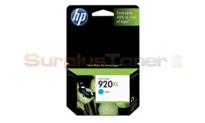 HP NO 920XL INK CYAN (CD972AN)