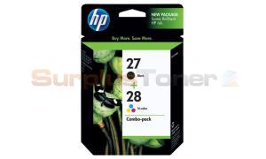 HP NO 27/28 INKJET CARTRIDGE COMBO PACK (C9323BN#140)