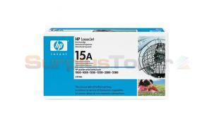 HP LJ 1000 NO 15A TONER CARTRIDGE BLACK (C7115AD)