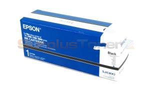 EPSON TM-J7000 SJIC8 INK CARTRIDGE BLACK (C33S020407)