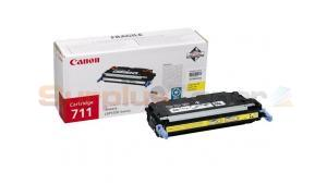 CANON 711 TONER CARTRIDGE YELLOW (1657B002)