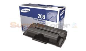 SAMSUNG © SCX-5635FN TONER CARTRIDGE BLACK 4K (MLT-D208S)