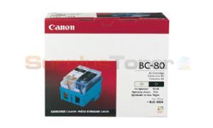 CANON BJC-8500 BC-80 INK JET BLACK 450PAGES (0934A003)
