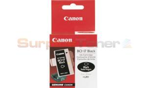 CANON BCI-17BK HIGH CAPACITY INK TANK BLACK (0961A003)