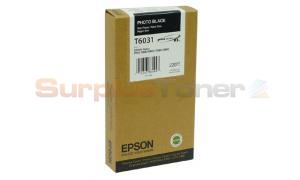 EPSON STYLUS PRO 7880 9880 INK CTG PHOTO BLACK 220 ML (T603100)