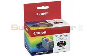 CANON BCI-61 INK TANK COLOR (0968A008)