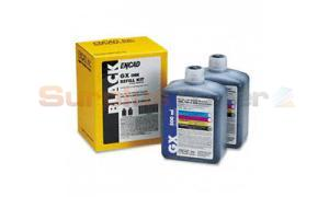 ENCAD NJ 600 700 GX LITER REFILL KIT BLACK (212684-00)