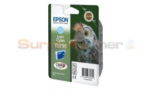 EPSON STYLUS PHOTO 1400 INK CTG LIGHT CYAN (C13T07954010)
