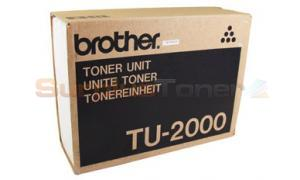 BROTHER 2000 TONER UNIT BLACK (TU-2000)