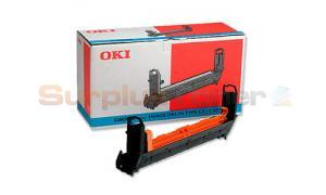 OKI C9200 C9400 TYPE C3 DRUM CYAN (41514711)