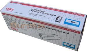 OKIDATA C5450 TONER CARTRIDGE CYAN HY (42127456)