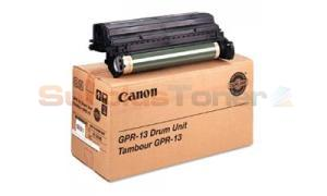 CANON GPR-13 DRUM BLACK (8644A004)