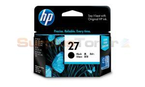 HP NO 27 INKJET PRINT CARTRIDGE BLACK (C8727AA)