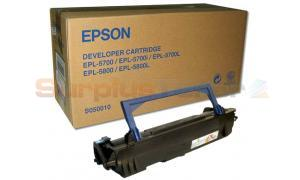 EPSON EPL-5700I DEVELOPER CARTRIDGE (S050010)