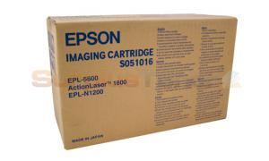 EPSON ACTIONLASER 1600 TONER CART BLACK (S051016)