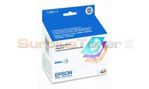 EPSON STYLUS C82 INK CART COLOR MULTIPACK (T042520)