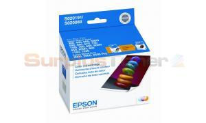 EPSON STYLUS 400 440 600 800 INK COLOR (S191089)