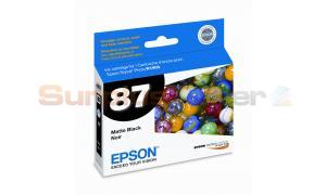 EPSON R1900 NO 87 PHOTO INK MATTE BLACK (T087820)