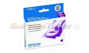 EPSON STYLUS PHOTO R300/300M/RX500 INK CTG MAGENTA (T048320)