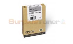 EPSON STYLUS PRO 4880 INK CARTRIDGE LIGHT BLACK 110ML (T605700)