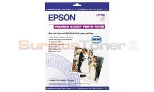 EPSON STYLUS 1270 GLOSSY PHOTO PAPER 8.5 X 11 (S041286)