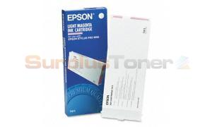 EPSON STYLUS PRO 9000 INKJET CART LIGHT MAGENTA 220ML (T411011)
