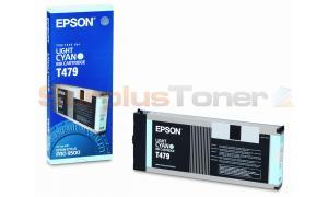 EPSON STYLUS PRO 9500 INKJET CART LIGHT CYAN 220ML (T479011)