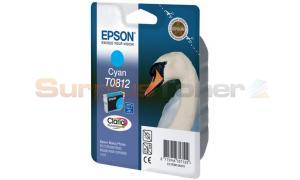 EPSON STYLUS PHOTO R290 INK CARTRIDGE CYAN HY (T081290)