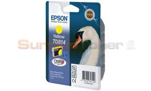 EPSON STYLUS PHOTO R290 INK CARTRIDGE YELLOW HY (T081490)