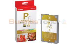 CANON SELPHY ES1 E-P20G PHOTO PACK INK GOLD (2364B001)