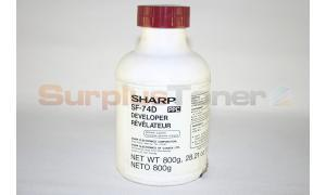 SHARP SF-740 DEVELOPER BLACK (SF-74AD)