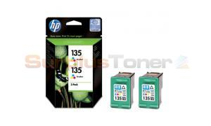 HP NO 135 INKJET PRINT CART TRI-COLOUR (CB332HE)