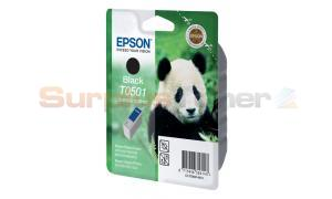 EPSON STYLUS COLOR 660 INK CTG BLACK (C13T05014010)