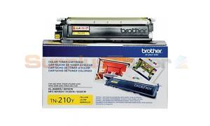 BROTHER MFC-9010CN TONER CARTRIDGE YELLOW (TN-210Y)