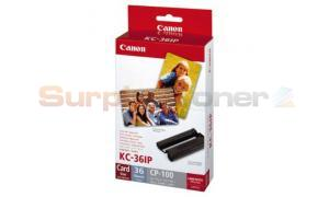 CANON CP-100 KC 36IP INK\PAPER SET COLOR (7739A001)