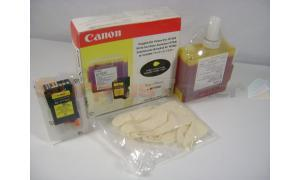 CANON W7000 BJW-7000 SUPPLY KIT YELLOW (Q90-5289-403)