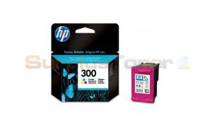HP 300 INK CARTRIDGE TRI-COLOUR (CC643EE)