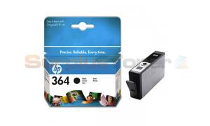 HP 364 INK CARTRIDGE BLACK (CB316EE)