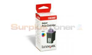 LEXMARK 2070 INKJET CARTRIDGE COLOR (1382060)