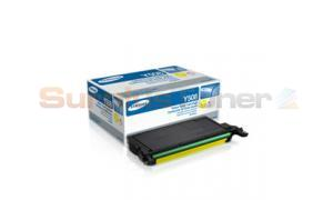 SAMSUNG CLP-620ND TONER CARTRIDGE YELLOW 2K (CLT-Y508S/XAA)
