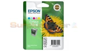 EPSON STYLUS PHOTO 2000P INKJET COLOR (C13T01640110)