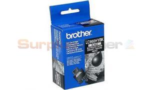 BROTHER MFC-3240C INK CARTRIDGE BLACK (LC900HYBK)