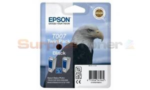 EPSON STYLUS PHOTO 1270 INK CART BLACK (C13T00740210)